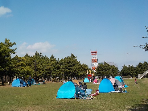 ピクニック園地