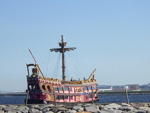 海賊船クルーズ